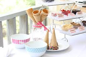 make your own buffet table 5 steps to an awesome ice cream buffet divas can cook
