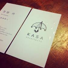 business card for japanese architect m and t pinterest