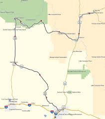Arizona Rivers Map by Trip Update From Flagstaff Arizona Don Moe U0027s Travel Website