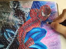 como dibujar spiderman draw spiderman