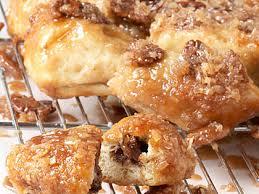 caramel chocolate sticky buns recipe myrecipes
