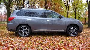 nissan pathfinder platinum 2015 2017 nissan pathfinder platinum test drive review