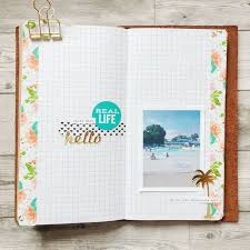 Scrapbook Inserts Travel Journal Pages And Scrapbook Inspiration Ideas For Travel