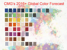 color forecast cmg u0027s 2016 global color forecast will be revealed at the 2014