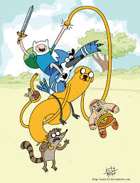 regular show adventure time u0026 regular show zack u0026 nick u0027s culture cast