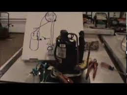 wiring refrigerator compressor for diy air compressor youtube