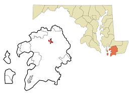 Show Me A Map Of Maryland Princess Anne Maryland Wikipedia
