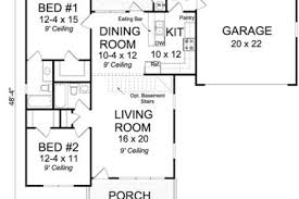 country cottage floor plans 24 small country house plans with open floor plan free home plans