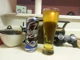 bud light alc content natural ice review punishment for a lost bet the brew review crew