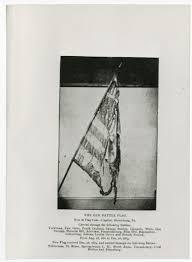 Civil War Battle Flag 1914 1985 Pa Civil War Flags