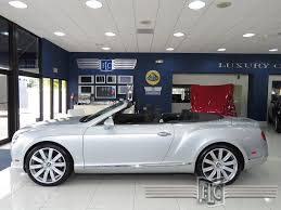 bentley continental convertible 2012 used bentley continental gtc gtc convertible at fort