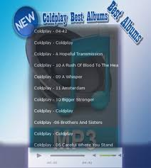 download mp3 coldplay amsterdam coldplay best collection apk download free music audio app for