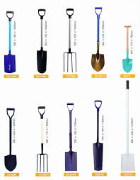 Types Of Gardening Tools - garden spade uses home outdoor decoration