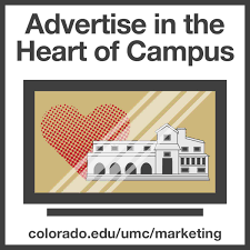 Cu Boulder Campus Map Departments Programs Put Your Message On Umc Digital Signs
