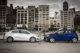 2016 chevy sonic info pictures specs wiki gm authority