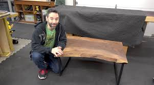 Slab Coffee Table Live Edge Slab Coffee Table The Wood Whisperer