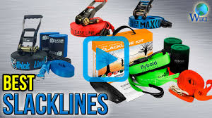 top 10 slacklines of 2017 video review