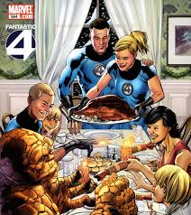 five comic book families you d want to spend thanksgiving with