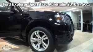 2013 Ford Explorer Sport Trac Ford Explorer Sport Trac Adrenalin 2010 Youtube
