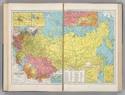 Ussr Map Union Of Soviet Socialist Republics Ussr David Rumsey