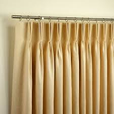 Pencil Pleat Curtains How To Make Pleat Curtains Using Buckram Recyclenebraska Org