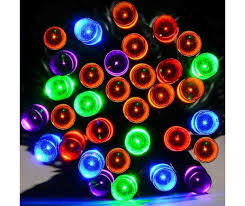 battery operated string lights for christmas ledertek