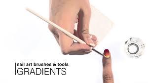 professional nail art brushes u0026 tools youtube