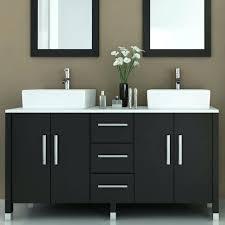 54 Bathroom Vanity Cabinet Vanities Double Sink Contemporary Bathroom Vanity Set Fresca