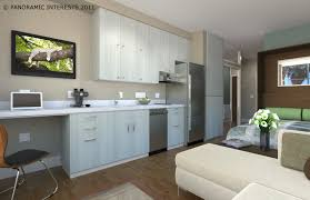 Simple Design Of Small Kitchen Apartment Catchy Modern Interior Design Of Small Studio