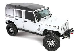 jeep wrangler white 4 door smittybilt safari hard top for 07 17 jeep wrangler jk quadratec