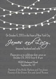 elopement invitations elopement party invitations marialonghi