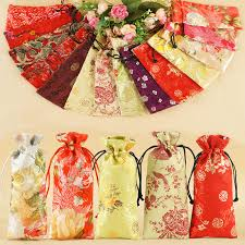 cloth gift bags popular silk cloth gift bags buy cheap silk cloth gift bags lots