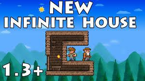 updated infinite npc house terraria 1 3 youtube