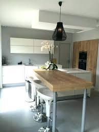cuisine bois ikea cuisine blanche et bois ikea 9n7ei com