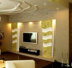designer wall designer wall cladding for mounted tv gharexpert