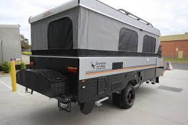 offroad travel trailers kakadu camper trailers releases revolutionary offroad camper