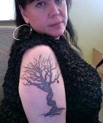 my dna tree rrific tattoo design metallomusikum
