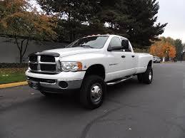 dodge ram 3500 cummins diesel dually 2005 dodge ram 3500 dually 4x4 5 9l cummins diesel navi lifted