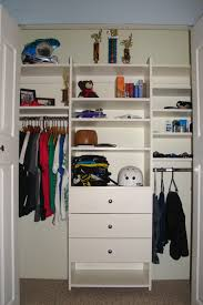 decor nice white wooden closet remodel design ideas with drawer