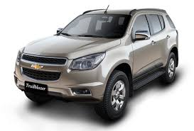 car models with price chevrolet trailblazer price in india images mileage features