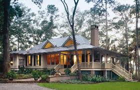 one story country house plans with wrap around warm one story house plans with porches interesting ideas country