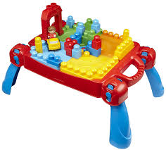 mega bloks first builders table mega bloks table bought this for my 16 month old son for christmas