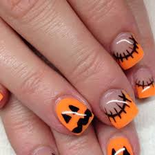 41 cool nail designs for halloween nails in pics