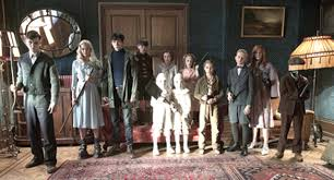 miss peregrine u0027s home for peculiar children channels harry potter