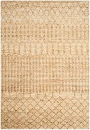 Round Straw Rug by Natural Fiber Rug Collection Safavieh Rugs Page 1