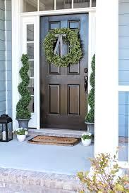 front doors front door wreath ideas pinterest i love the