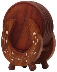 buy wood drink coasters in wholesale u2013 bulk wooden round table