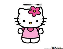 Hello Kitty Meme - hello kitty by hellokittyluv meme center