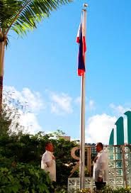 Saipan Flag Embassy Of The Philippines News