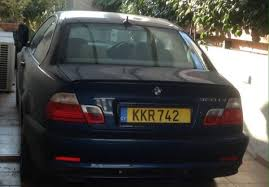 bmw 3er 320 2003 coupe 2 0l petrol manual for sale nicosia